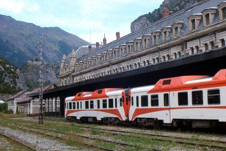 Estación de Canfranc 10