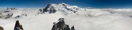 Alpes: Subida a la Auguille Du Midi y Chamonix 2