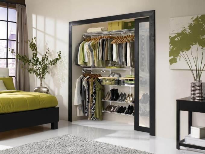 Stylish Closet Door Ideas.