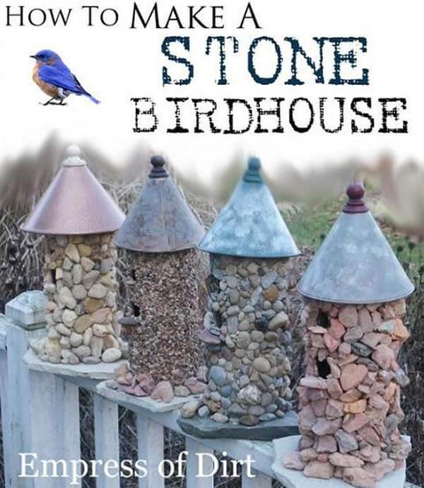 birdhouse decorating ideas
