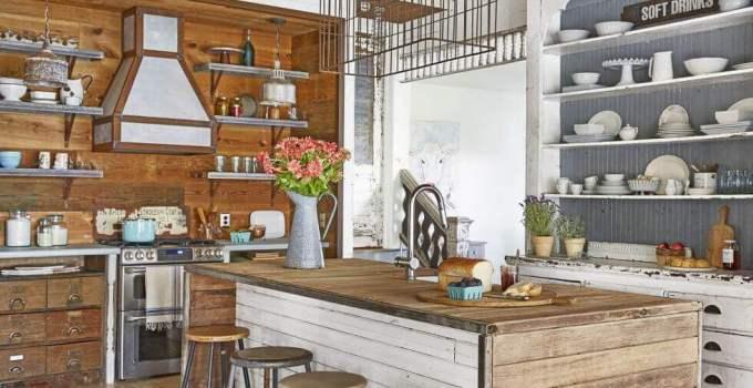 36 Farmhouse Kitchen Decor Ideas To Transform Your Kitchen