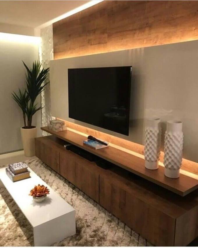 tv wall mount Make It Simple Decor