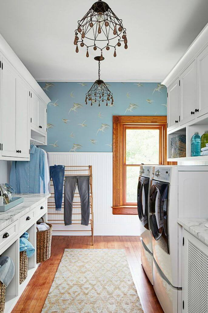 Even if you love the smell of freshly cleaned clothes, chances are you could be working smarter—or cheaper. 20 Laundry Room Organization Ideas for Small Room & Decor ...