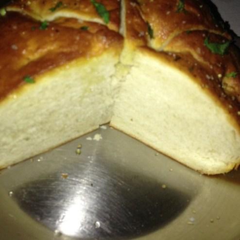 Focaccia Bread @ GRANT Grill