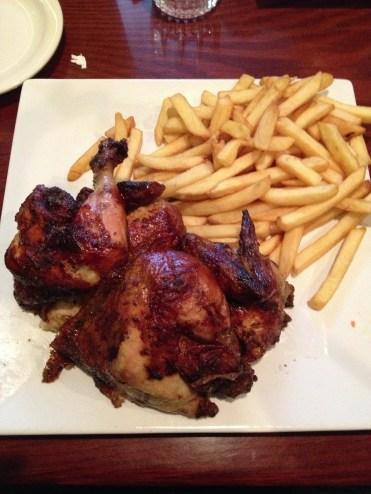 Pollo a la Brasas
