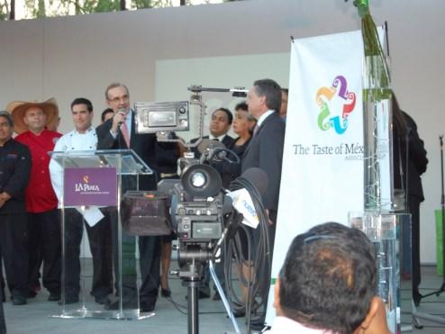 The Taste of Mexico 2013