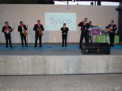 Live Music at the Taste of Mexico 2013