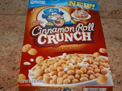 Cap'n Crunch's Cinnamon Roll Crunch
