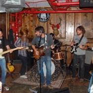 John Wayne Bro on 5 December 13 at The Basement Tavern