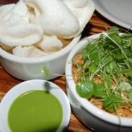 Beef Tartar at Formosa Café