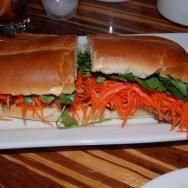 Bánh mì at Formosa Café