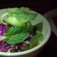 Green Papaya Salad at Formosa Café
