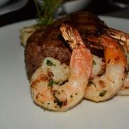 NY Steak & Shrimp at Oliver's Prime