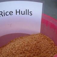 Rice Hull at Lundberg Family Farm