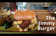 Jimmy Burger at Jimmy's Famous American Tavern | The Burger Crawl – Ep. 69