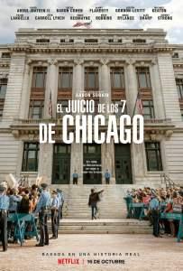 El juicio de los 7 de Chicago (2020)