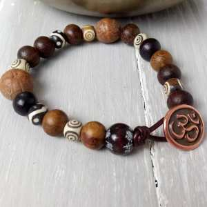 Spiritual inspirational men's jewelry items