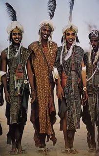 African men's jewelry