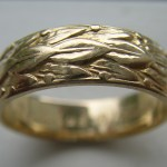 Doctorate Gold Ring for men