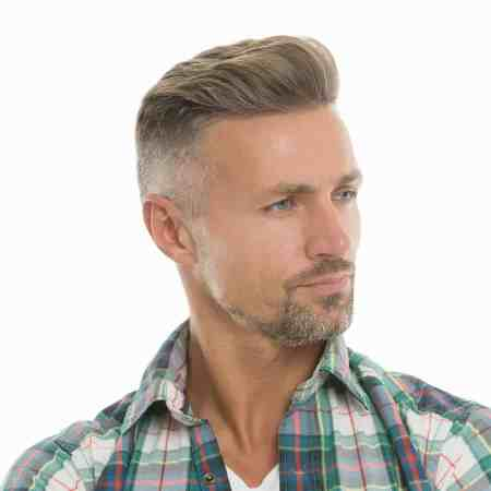 taperfade for Young and Old Men