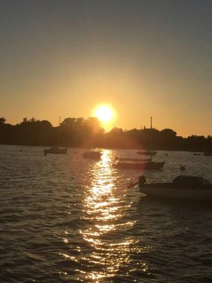 C1. Ile D'arz Sunset 16.6.17