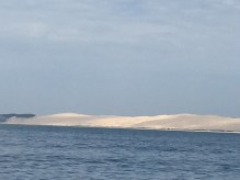 A1. Dune du Pilat, Sand dunes at Cap Ferret 8.7.17.