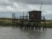 B. Rocheforte - fish traps. 01.07.17.