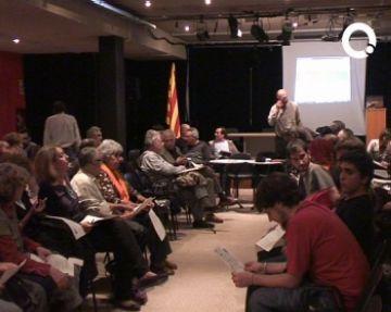 L'assemblea ha tingut lloc a la Casa de Cultura