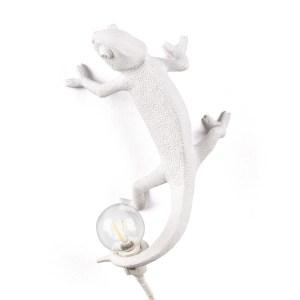 Chameleon Lamp Left going down Seletti