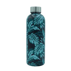 Bottiglia termica Leaf black CU | SEEYOU