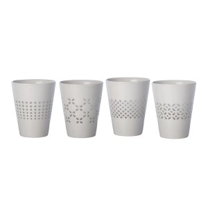 Cups Pierced