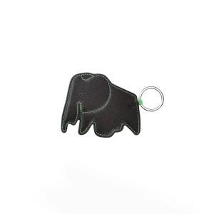 Portachiavi Key Ring Elephant Cioccolato