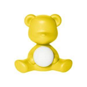 Lampada Teddy Girl Giallo