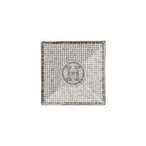Piattino Quadrato 1 Mosaique Au Platinum