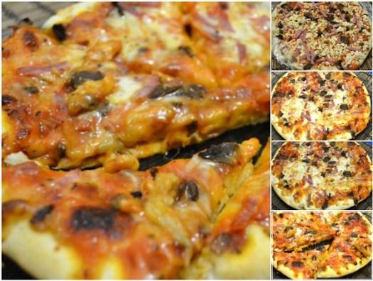 pizza congelata K Classic Kaufland prosciutto e funghi