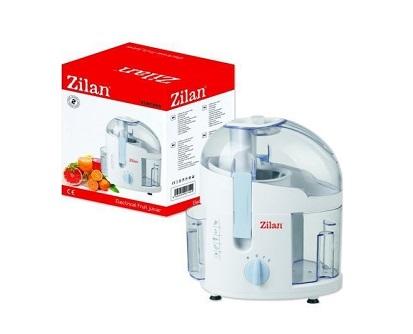 storcator-de-fructe-zilan-zln-7924-putere-250w-2-viteze-recipient-pentru-suc-0-900-l-alb