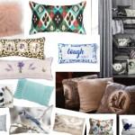 10 tipuri de perne decorative dreptunghiulare care schimbă complet aspectul camerei