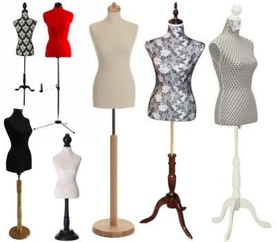 manechine de decor sau busturi de croitorie reglabile