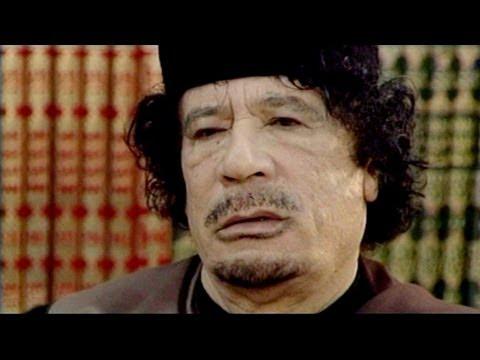 Gaddafi Interview – Libya 2010