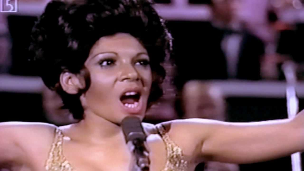 Shirley Bassey – My Way