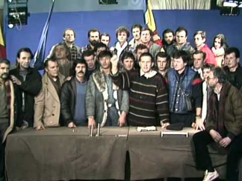 Filmul Revolutiei din Decembrie 1989 (versiune completa)