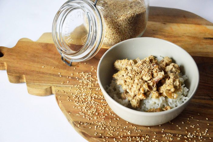recette-végétarienne-tofu-sésame
