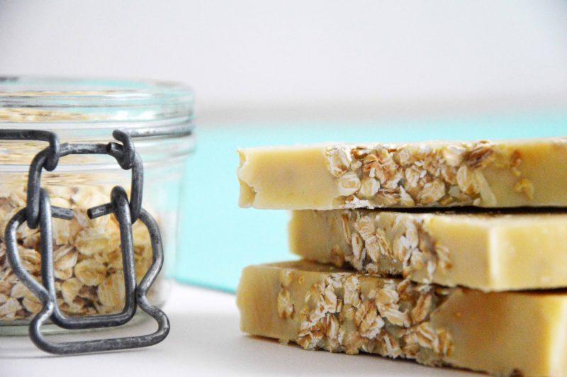 [DIY] Savon tout doux avoine et miel