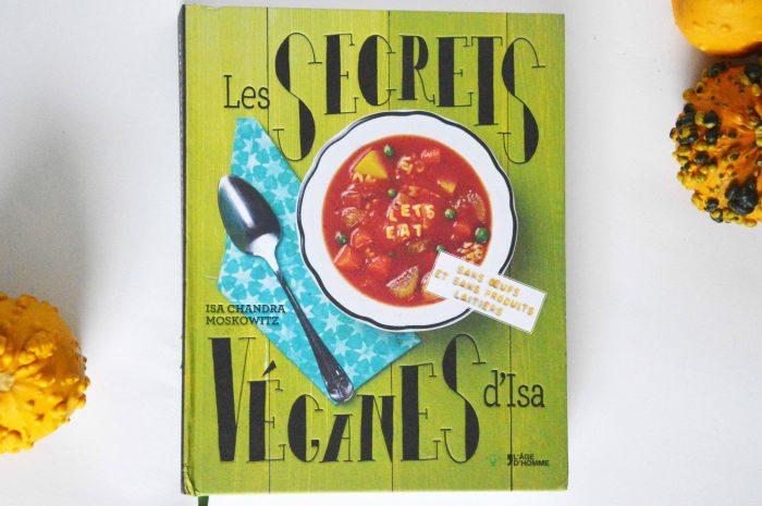 Livre-vegan-Les-Secrets-Vegans-d'Isa