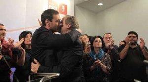 Carmona apoya a Tomás Gómez