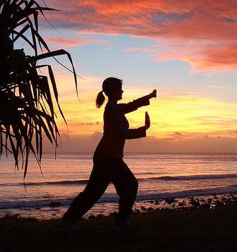 Chi Kung taichi dominio o arte de la energía