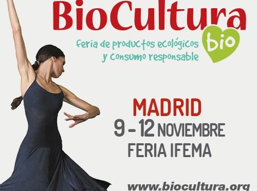 BioCultura Madrid 2017 vuelve con muchas novedades