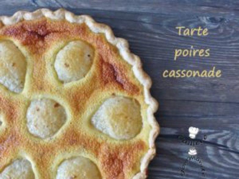 tarte-poire-cassonade