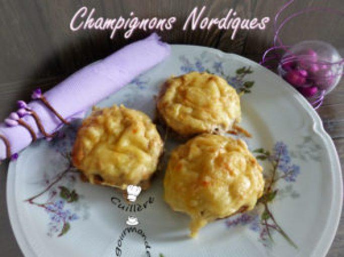 champignon-saumon