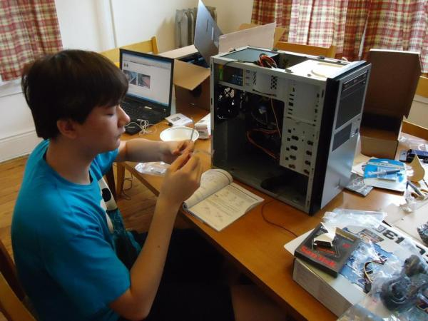 So you want to build your first computer? A technical guide